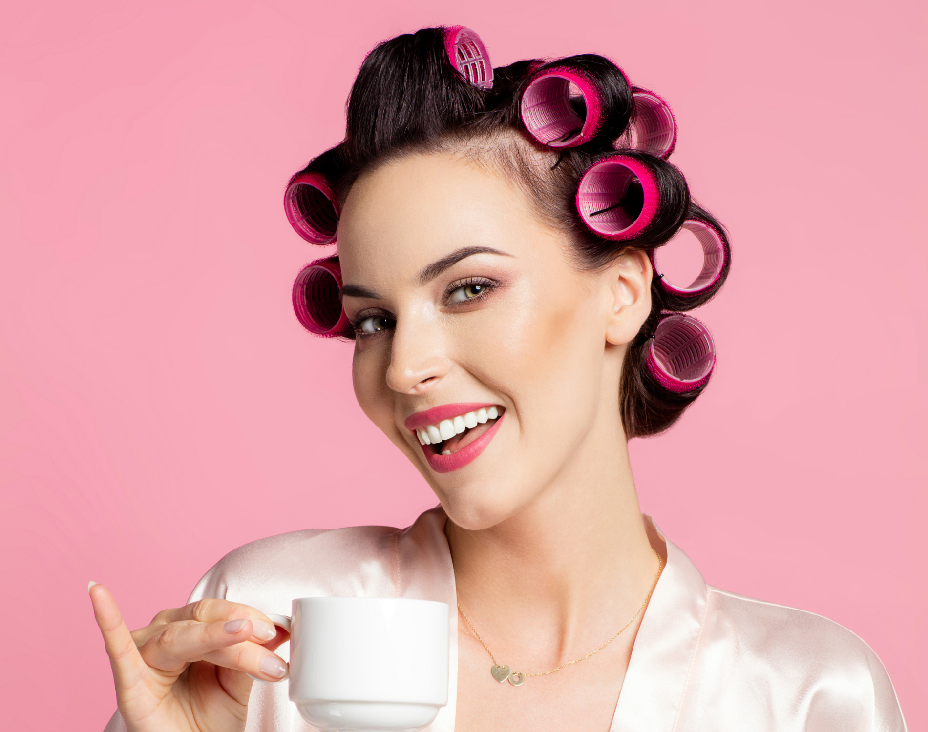 HOW TO USE HOT HAIR ROLLERS?