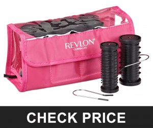 travel size hot rollers for hair revlon