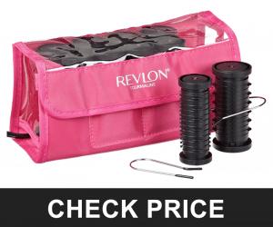 travel size hot rollers for hair revlon